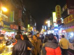 The Night Markets in Taipei are pretty packed with both people and delicious food
